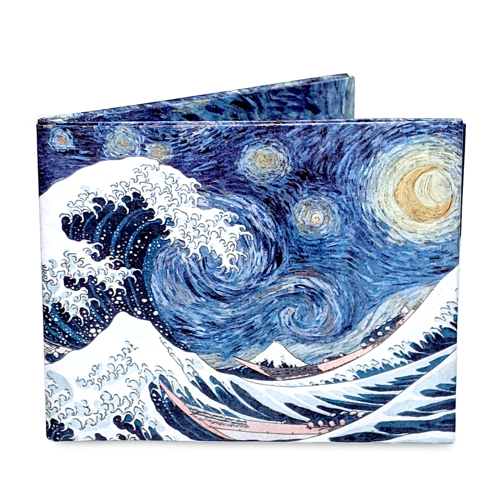 Great Starry Wave Mighty Wallet