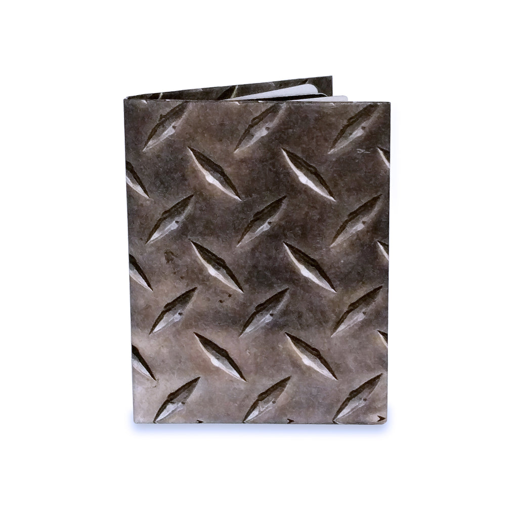 Diamond Plate Mini Mighty Wallet