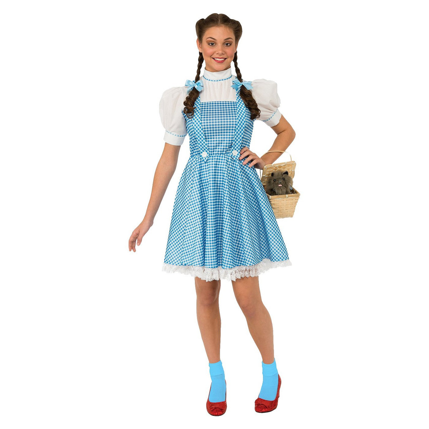 Dorothy Halloween Costume Wizard Of Oz Adult Cosplay Holiday Extra Large 583  sc 1 st  Too Posh Boutique & Dorothy Halloween Costume Wizard Of Oz Adult Cosplay Holiday Extra ...