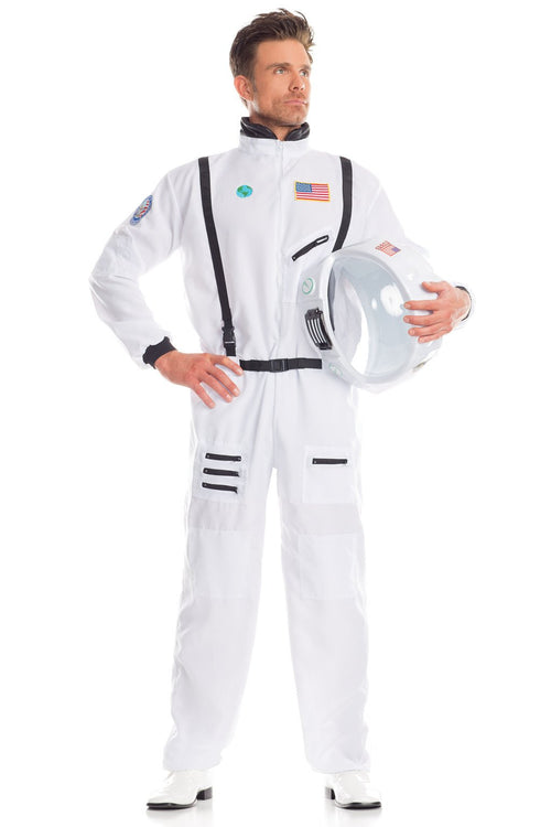 WT Admirable Astronaut Costume