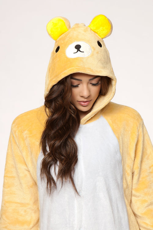 Bear Adult Onesie