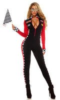 Woman's Top Speed Racer Costume