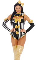 Circus Star Sexy Clown Costume
