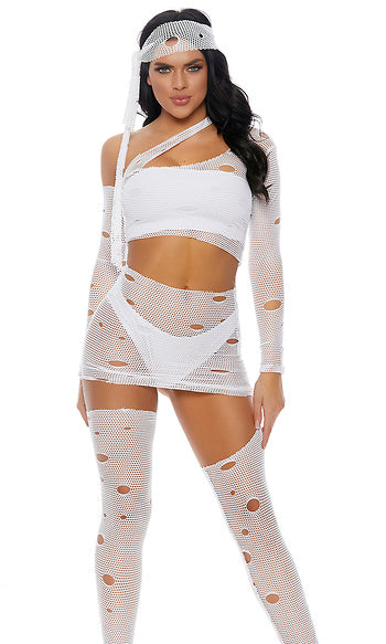 Mummy Wrap Costume