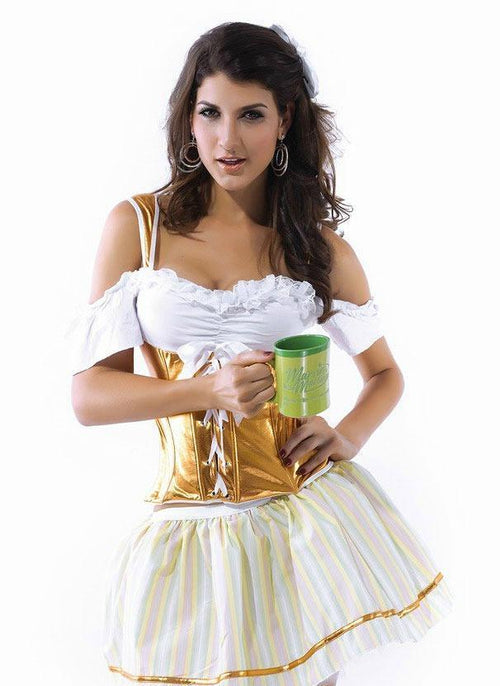 Oktoberfest German Beer Girl