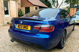 BayOptiks E92 Black Line Sequential LCI Style Tail Lights