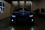 Custom Headlights For 2 Series - F22 F23 Pre LCI (Halogen) - KYCS Fxx/BavGruppe Design Full DTM Angel Eyes