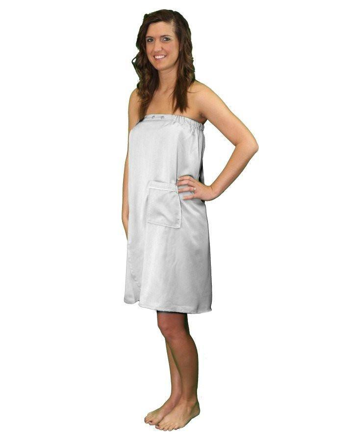 Brushed Microfiber Doeskin Body Wrap | Style: DBW4000 - Luxury Hotel & Spa Robes by Chadsworth & Haig