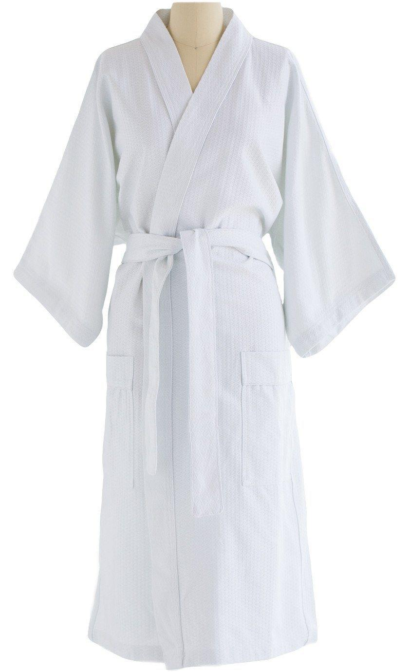 Diamond Jacquard Kimono Robe | Style: DJR2000 - Luxury Hotel & Spa Robes by Chadsworth & Haig