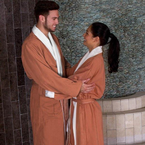 Comfort Ease Doe Microfiber Robe | Style: DSM5000 - Luxury Hotel Robes