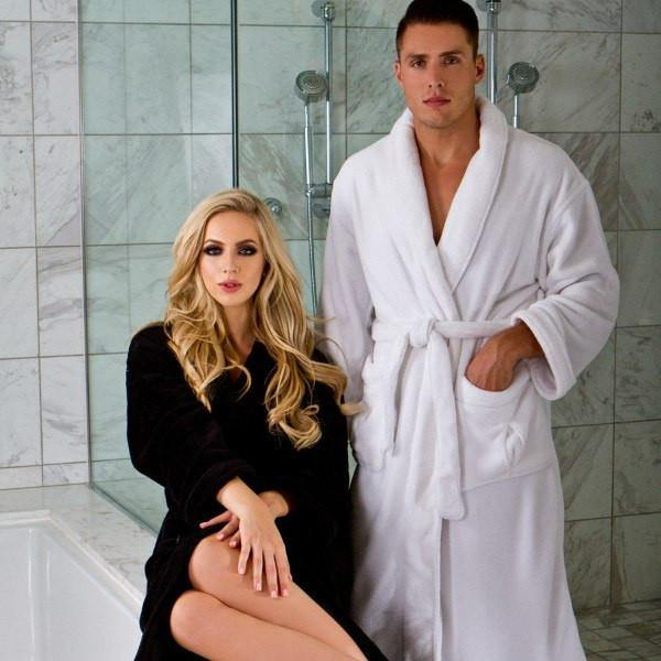 Minx Plush Robe | Style: MINX300 - Luxury Hotel Robes
