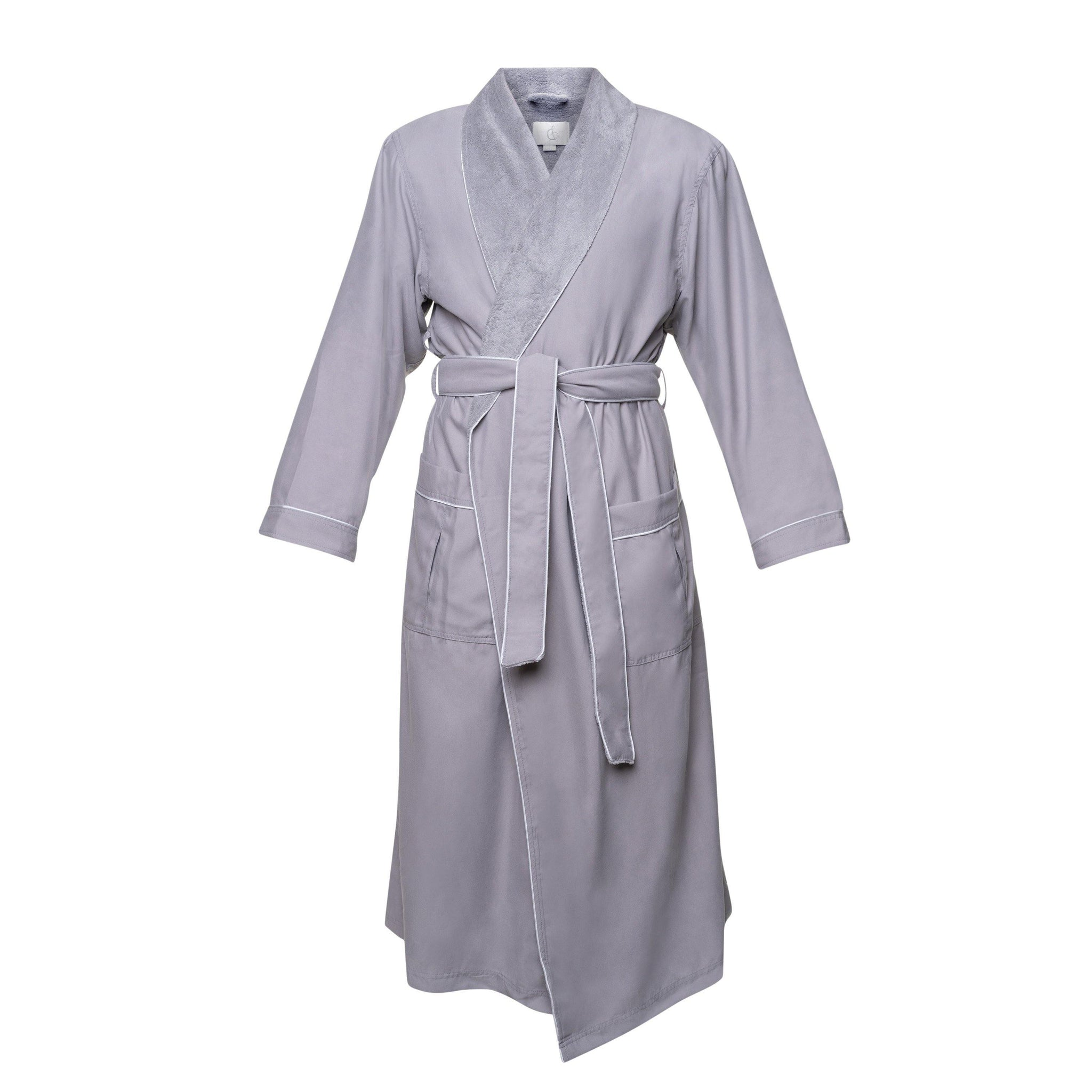 Microfiber Plush Robe with Minx Lining | Style: MPR3000