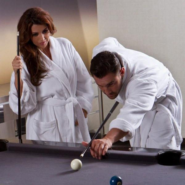 Terry Cloth Velour Robe | VTR2000 - Luxury Hotel & Spa Robes by Chadsworth & Haig