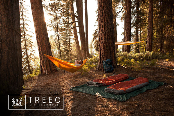 TREEO 3-1 Hammock : PRE-ORDER FOR EARLY DECEMBER