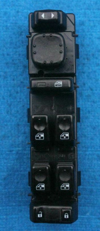 03 04 05 06 07 Hummer H2 Master Driver Window Switch OEM