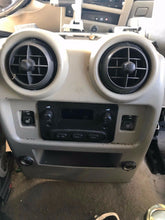 Load image into Gallery viewer, 03 04 05 06 07 Hummer H2 Rear Console Air Climate Vent Trim Bezel WHEAT 88986337