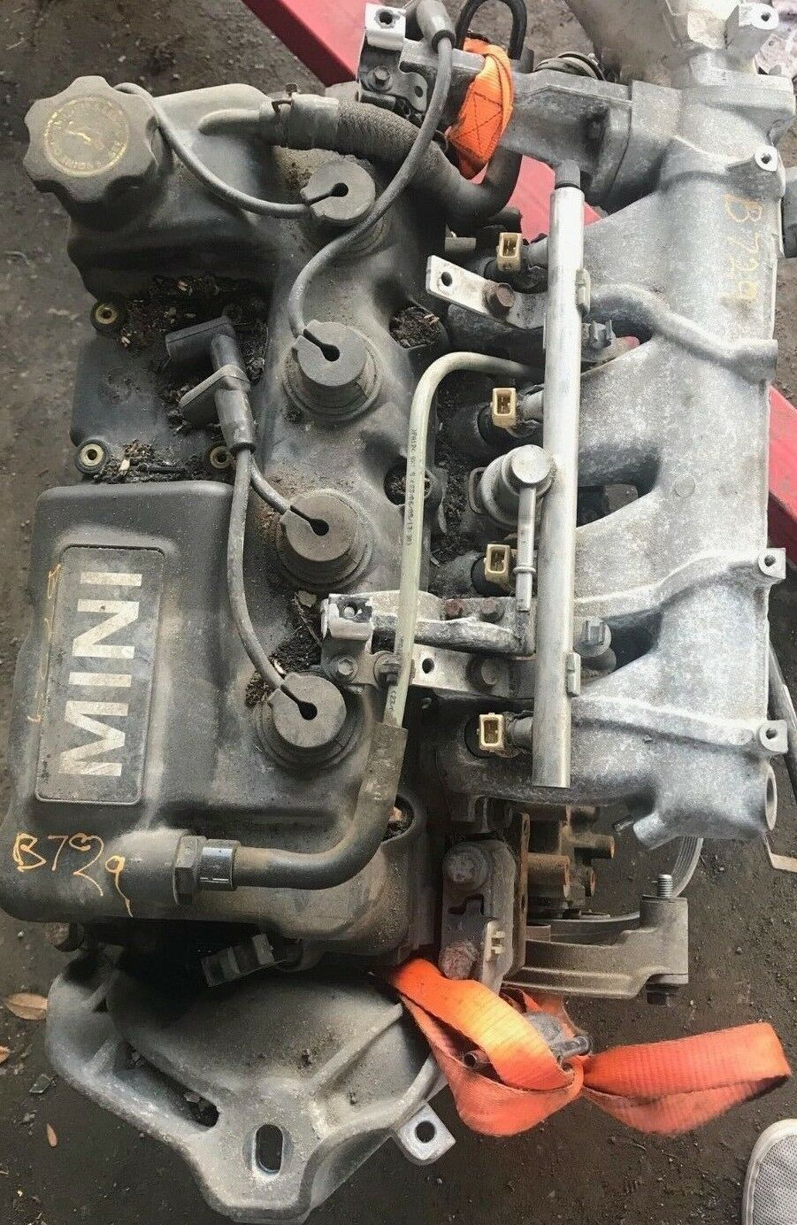 R53 Mini Cooper S W11 1.6L Engine Motor OEM 119K Miles ONLY!! 90 DAY WARRANTY