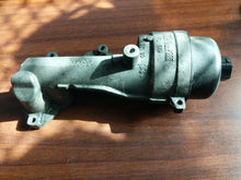 Load image into Gallery viewer, 02 03 04 05 06 07 08 MINI COOPER S OIL FILTER HOUSING 11427562250 OEM 755852180