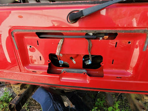 HUMMER H2 TAILGATE ASSEMBLY  2003-2009 H2 HUMMER REAR HATCH / TAILGATE SUV