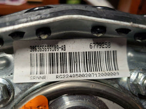 04 05 06 07 08 mini cooper driver left airbag air bag 3 spoke sport model OEM