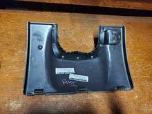 Load image into Gallery viewer, 1997-2000 JEEP WRANGLER TJ MT LOWER STEERING COLUMN COVER/BEZEL OEM Tan 5EM29TRM