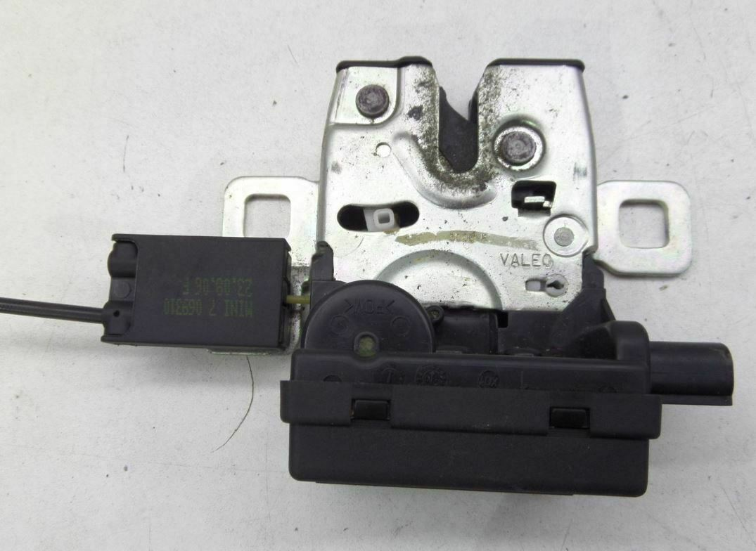 02-08 Mini Cooper S R52 R50 R53 Trunk Latch Electric Boot Lock Actuator 7154656
