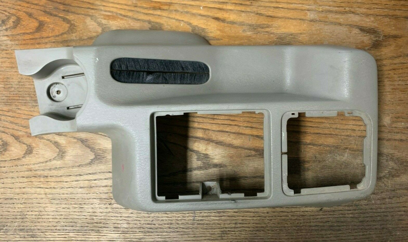 1997-2006 Jeep Wrangler TJ Center Console Cup Holder Front Section ONLY