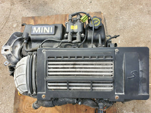 02 03 04 05 06 Mini Cooper Superchargered w11 1.6L Engine Motor 4cyl OEM 1st GEN