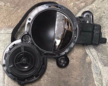 Load image into Gallery viewer, 2006 Mini Cooper Driver Side Interior Door Handle with Tweeter OEM NEXT DAY SHIP