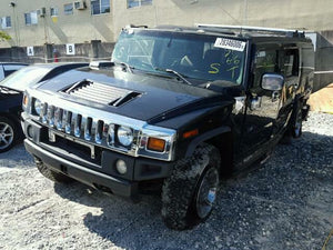 2003-07 HUMMER H2 ENGINE COVER 6.0L V8 GAS HUMMER H2 ENGINE COVER