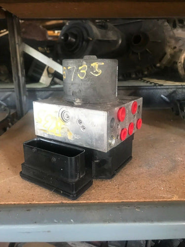 2010 Mini Cooper, Mini, Anti-Lock Brakes ABS Pump Module 67903381