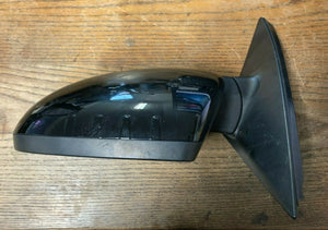 2012 2013 KIA OPTIMA DRIVER DOOR MIRROR POWER WITH SIGNAL LH SIDE BLACK OEM