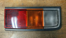 Load image into Gallery viewer, 2003 - 2004 HUMMER H2 AWD REAR LEFT DRIVER SIDE TAILLIGHT TAIL LIGHT LAMP OEM
