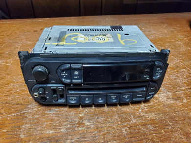 Chrysler Sebring Radio 2002 2003 2004 2005 AM FM CS CD Control IPOD input RBB