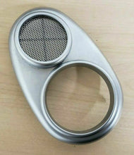 Load image into Gallery viewer, 02-08 MINI COOPER RIGHT FRONT DOOR SPEAKER GRILLE COVER R50 R52 R53 OEM 7075818