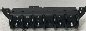 00-08 MINI COOPER CENTER CONSOLE WINDOWS SWITCH OEM 61316958036 DSC