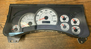 ✪2003 - 2007 HUMMER H2 INSTRUMENT PANEL SPEEDOMETER GUAGE CLUSTER OEM