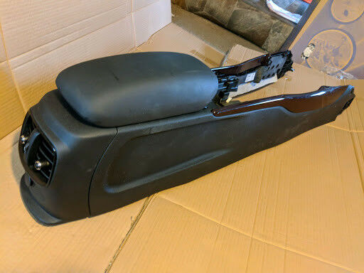 Genuine Used MINI Center Console Armrest Assembly F54 Clubman (15 16 17 18) OEM
