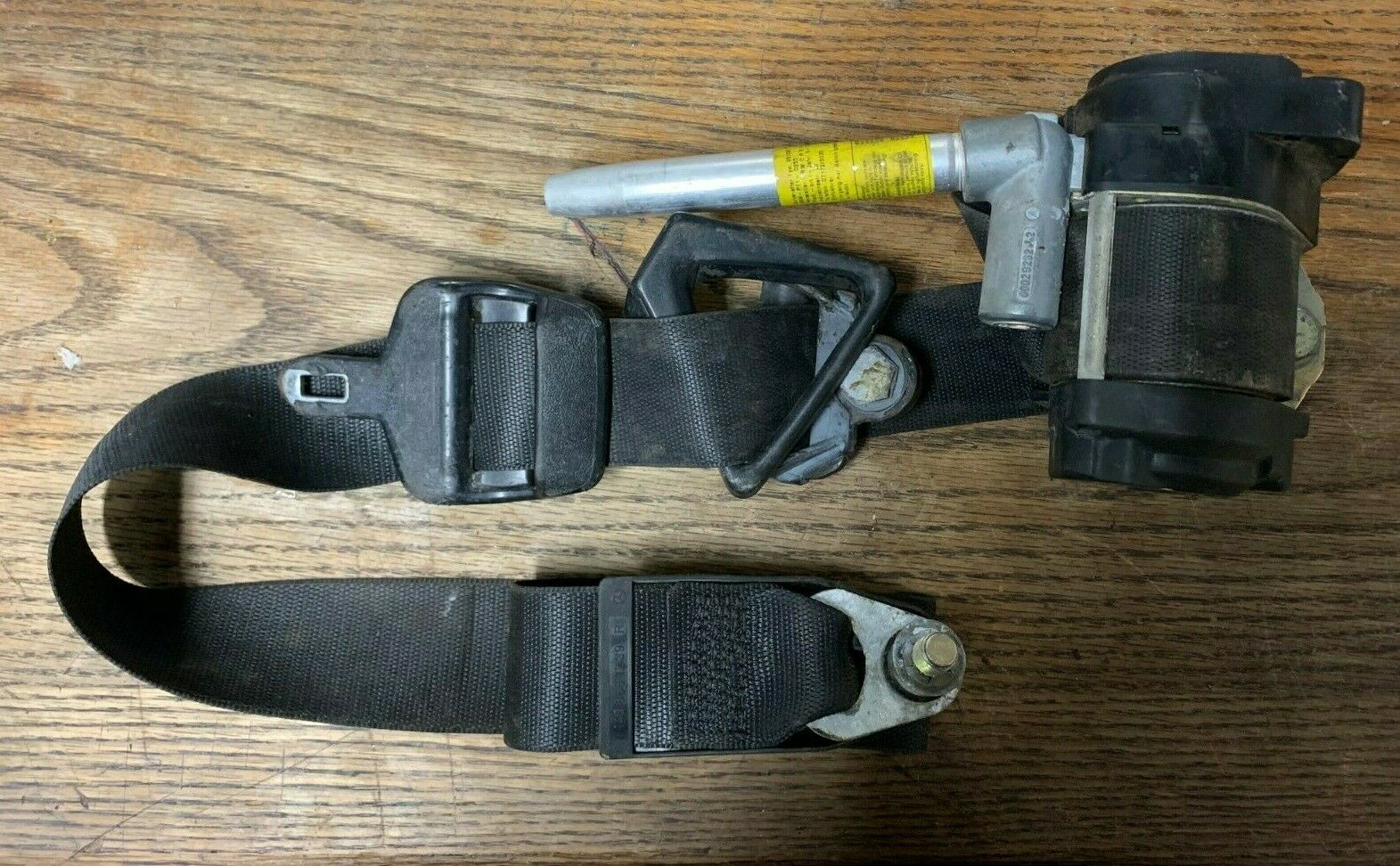 94-99 MERCEDES W140 S320 S420 S500 FRONT RIGHT SEAT BELT SEATBELT RETRACTOR OEM