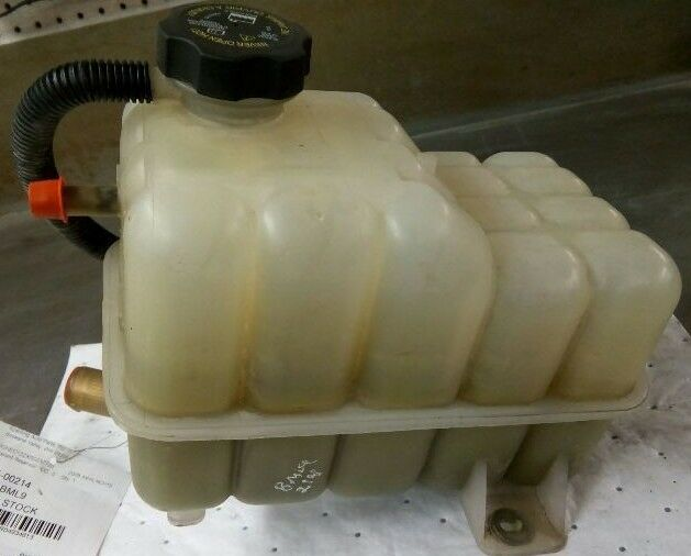 Coolant Expansion Recovery Overflow Bottle Reservoir 15808716 OEM Hummer H2 2003