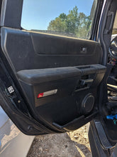 Load image into Gallery viewer, 2005 HUMMER H2 REAR LEFT DRIVER SIDE DOOR SHELL PANEL OEM