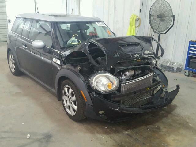 2008 2009 2010 Mini Cooper S Clubman S 6 Speed Manual Transmission W/Out LSD