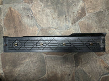 Load image into Gallery viewer, HUMMER H2 FRONT LEFT SIDE SILL SCUFF PLATE COVER TRIM OEM 2003 - 2009