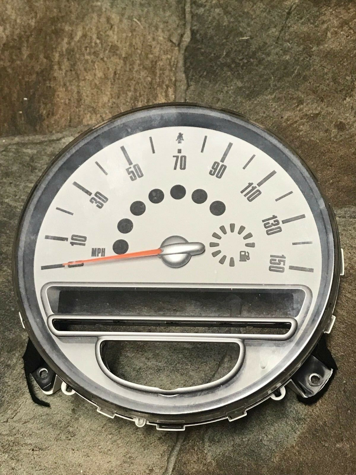 Mini Cooper Speedo Speedometer Head Cluster BMW part No 9 136 196 150mph