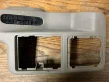 Load image into Gallery viewer, 1997-2006 Jeep Wrangler TJ Center Console Cup Holder Front Section ONLY