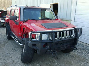 06 - 10 Hummer H3 Quarter Panel Wheel Flare Molding Rear RH Passenger Side OEM