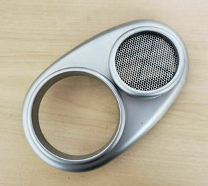02-08 MINI COOPER LEFT FRONT DOOR SPEAKER GRILLE COVER R50 R52 R53 OEM 7075817