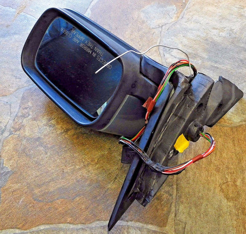 02 BMW 325I RIGHT DRIVER SIDE MIRROR