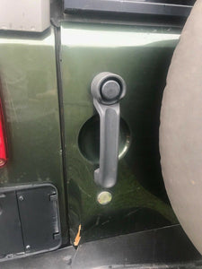 07 08 09 10 11 12 13 14 15 16 JEEP WRANGLER Lid/Gate GREEN