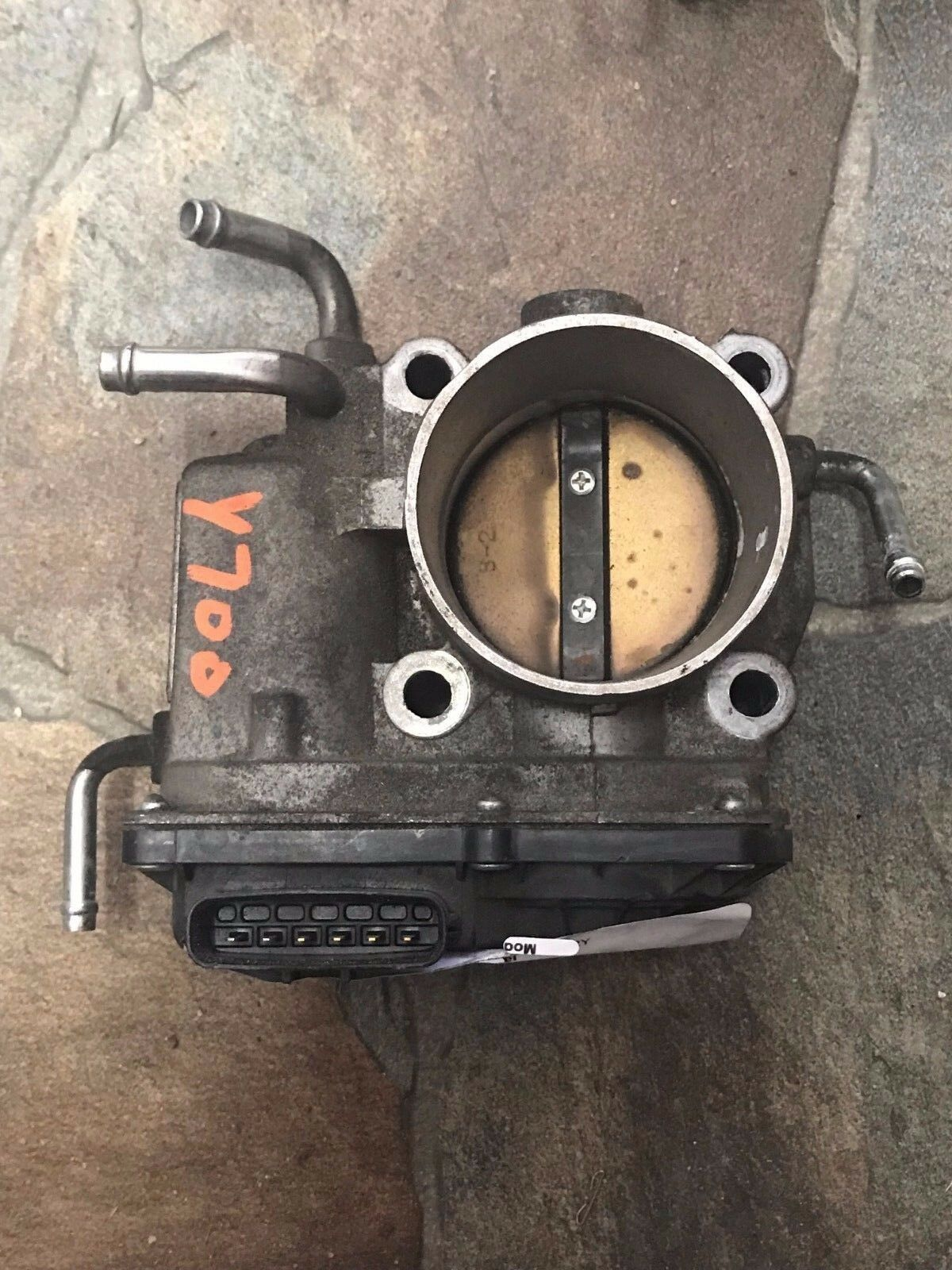 2008 08 Toyota Camry 2.4L Throttle Body Assembly OEM